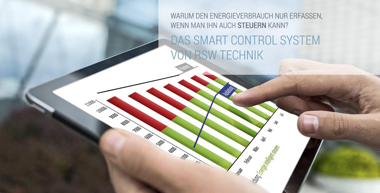 <p>Die Komplettlösung für Ihr Energiemanagement – Das CKS Smart Control System von RSW Technik.</p>