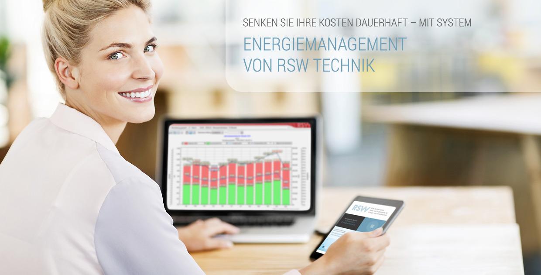 <p>Senken Sie Ihre Kosten dauerhaft – mit System. Energiemanagement von RSW Technik.</p>